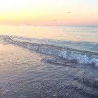 Снимок сделан в Пляж Коблево пользователем 🌍Aleksandr B. 9/17/2017