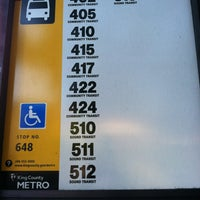 Photo taken at Metro Bus Stop #648 by Michelle A. on 7/24/2013