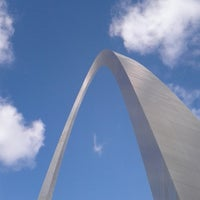 Photo taken at Gateway Arch by Jessica on 3/2/2013