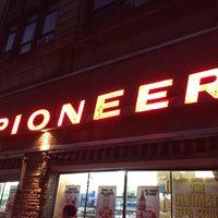 Photo taken at Pioneer Supermarket by Jim J. on 8/3/2016