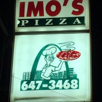 Photo taken at Imo's Pizza by Jim J. on 6/25/2016