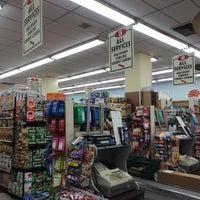 Photo taken at Pioneer Supermarket by Jim J. on 8/15/2016