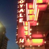 Photo taken at Regal Cinemas Hyattsville Royale 14 by King👑💵 on 6/22/2013