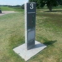 Das Foto wurde bei Highlands Golf Course von Kelli B. am 8/17/2014 aufgenommen