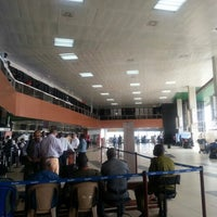 Photo taken at Murtala Muhammed International Airport (LOS) by Victor S. on 11/29/2012