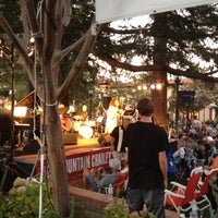 Photo taken at Jazz On The Plazz by Tami K. on 8/30/2012
