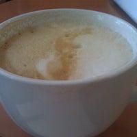 Photo taken at Red Eyes Coffee by Sabina K. on 8/16/2012