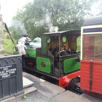 Photo taken at Tanfield Railway by Richard B. on 7/22/2012