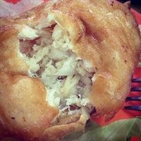 Photo taken at Restaurant Stuff Crab Kemaman by Joyce C. on 7/8/2012
