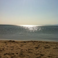 Photo taken at Denetko Plajı by M.volkan D. on 7/21/2012