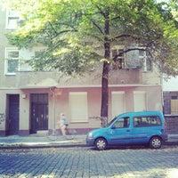 Photo taken at Schillerkiez by Anna-Lena on 8/4/2012