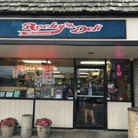 Photo taken at Rocky's Millwood Deli by Peeshepig on 12/26/2015