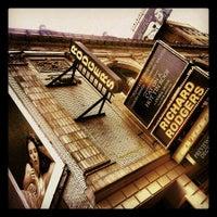 12/25/2012にPeeshepigがRichard Rodgers Theatreで撮った写真