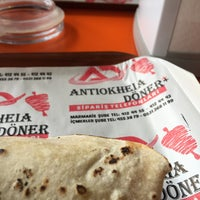 Photo taken at Antiokheia Döner by Sercan A. on 1/21/2018