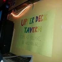 Photo taken at Upper Deck Tavern by Jamie K. on 1/20/2014