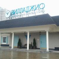 Photo taken at Villaggio by Александр А. on 4/4/2014