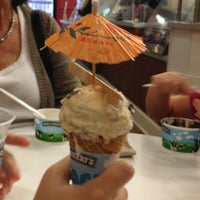 Photo taken at Ben & Jerry's by Fred L. on 10/25/2012