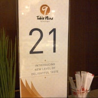 Photo taken at Table 9 by Mira E. on 9/1/2013