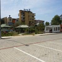 Photo taken at Cafe-İn Ilıca by İlker ( илькер ) K. on 4/17/2014