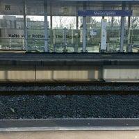 Photo taken at Metrostation Meijersplein by Muses L. on 3/13/2016