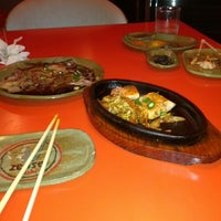 Photo taken at Zensei Sushi by Wagner C. on 10/5/2012