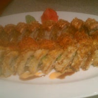 Photo taken at Tokyo Steakhouse & Sushi Bar by Tabitha S. on 10/18/2012
