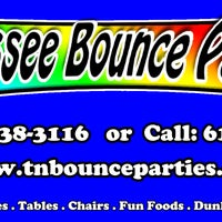 Photo taken at TN Bounce Parties by TN Bounce Parties on 12/4/2013