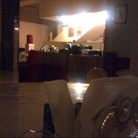 Photo taken at Lobby Alden Hotel by Qurniawan S. on 12/23/2012