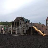 Photo taken at Annie's Playground by Nelly on 8/10/2013