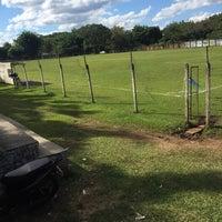 Photo taken at Club Olimpia (Estadio) by Ramoncito V. on 5/6/2017
