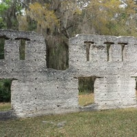 Photo taken at Tabby Sugar Works Ruins by Dave C. on 3/16/2014