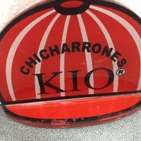 "Photo taken at Chicharrones ""KIO"" by Rony L. on 3/10/2013"