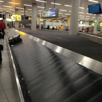 Photo taken at Baggage Belts by BJ Y. S. on 10/27/2012