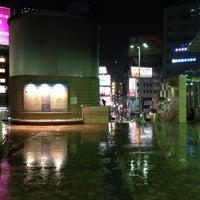 Photo taken at 品川駅港南口バスターミナル by BJ Y. S. on 10/3/2013