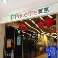 Photo taken at Pricerite 實惠 by BJ Y. S. on 1/21/2013