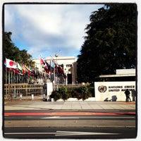 Photo prise au Place des Nations par BJ Y. S. le11/2/2012