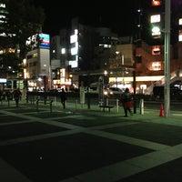 Photo taken at 品川駅港南口バスターミナル by BJ Y. S. on 1/11/2013