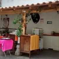 Photo taken at La Casona de Tlaxcala by Guillermo C. on 8/24/2016