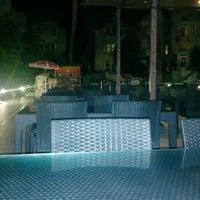 Photo taken at Midnight Sun Hotel by Faruk Ç. on 8/22/2016