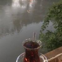 Photo taken at Karasu Saklı Bahçe by Ayhan U. on 8/24/2018