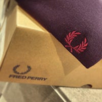 Photo taken at FRED PERRY by Abdullah N. on 4/7/2014
