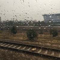 Photo taken at East Railway Station Metro Station by Rayan on 12/28/2017