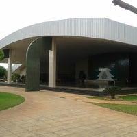 Photo taken at Centro Convivência Base 34 by Alex C. on 1/20/2014