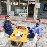 Photo taken at Eylül Kahvaltı Salonu by iLTER İ. on 5/11/2017