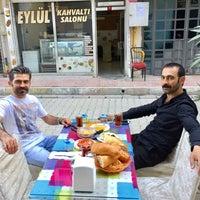 Photo taken at Eylül Kahvaltı Salonu by iLTER İ. on 8/10/2017
