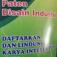 Photo taken at Kantor Wilayah Kementerian Hukum dan HAM RI Jawa Timur by Mbah D. on 1/27/2014