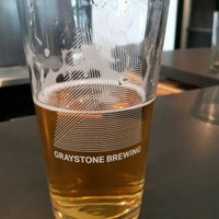 Photo taken at Graystone Brewing by Todd B. on 3/10/2017
