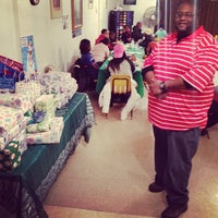 Photo taken at Rose Of Light Missionary Baptist Church by Fuzzy L. on 12/14/2013