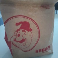 Photo taken at Habib's by Thaís d. on 6/19/2014