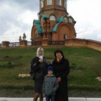 Photo taken at Свято-Никольский Храм by Мария С. on 4/20/2014